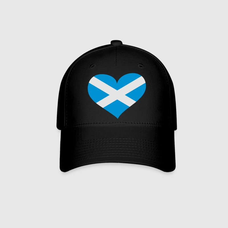 Scotland Heart; Love Scotland Sportswear - Baseball Cap
