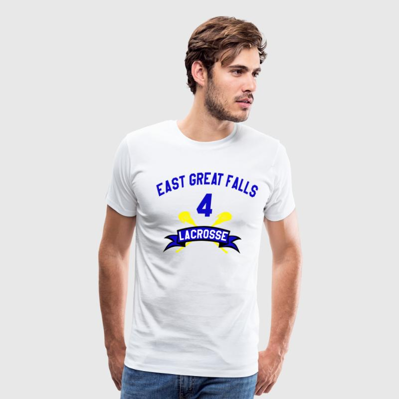 Stiffler East Great Falls Jersey - American Pie T-Shirts - Men's Premium T-Shirt
