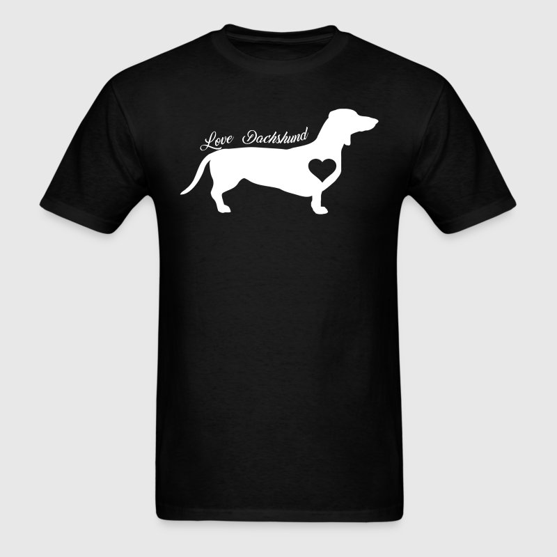 Dachshund Shirt - Men's T-Shirt
