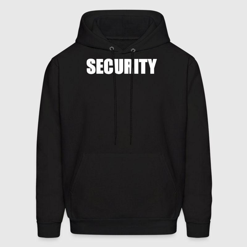 SECURITY - Men's Hoodie