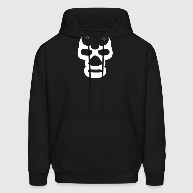 Blue Demon Lucha Libre Mexicana - Men's Hoodie