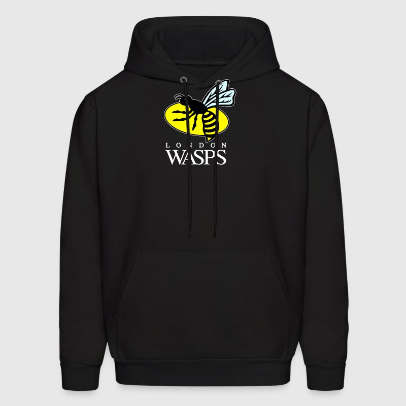 London Wasps Rugby Sports - Men's Hoodie