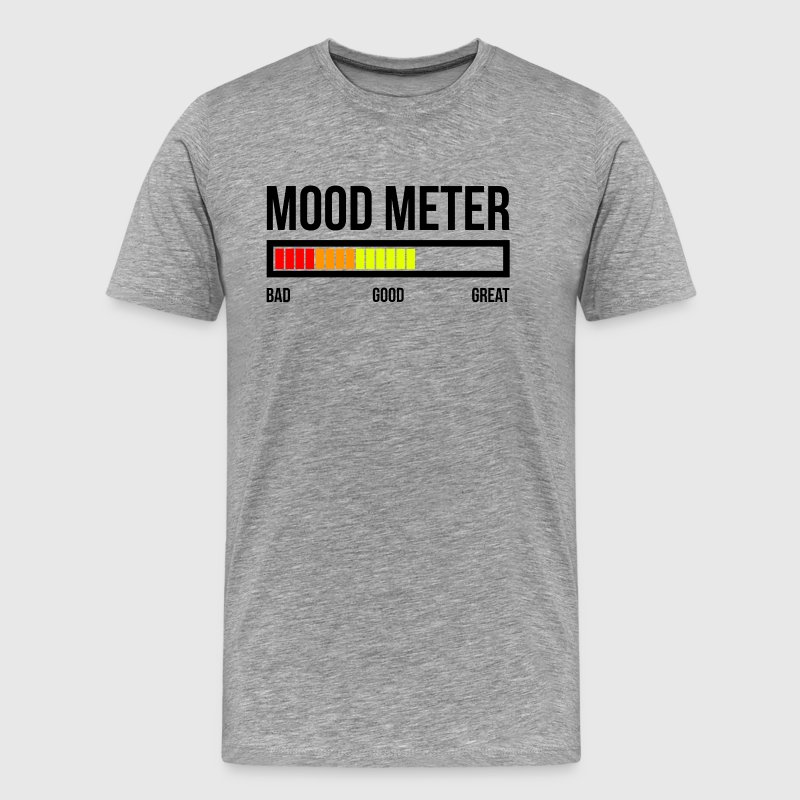 MOOD METER GOOD MOOD T-Shirts - Men's Premium T-Shirt