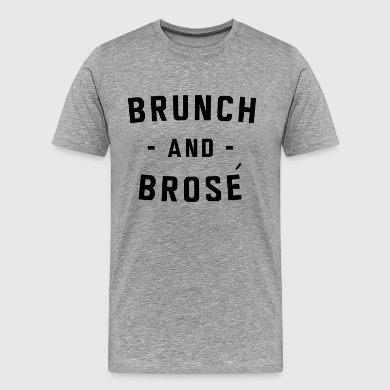 Brunch and Brose T-Shirts - Men's Premium T-Shirt
