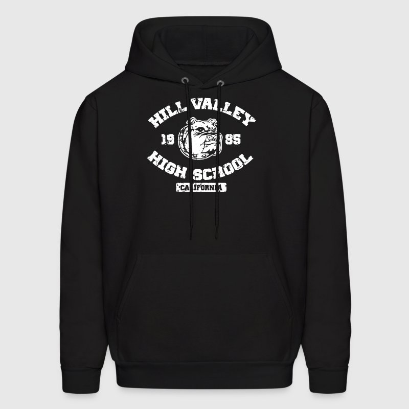 Hill Valley High School - Men's Hoodie