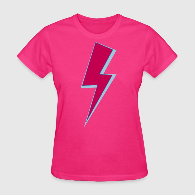 FLASH / BLITZ T-Shirts - Women's T-Shirt