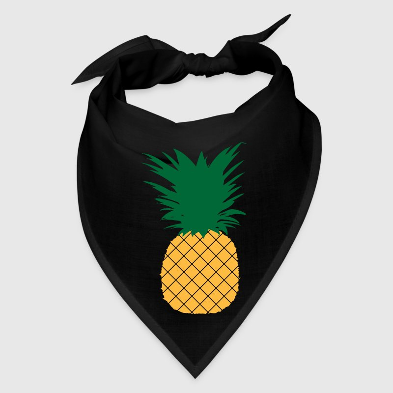 Pineapple icon Caps - Bandana
