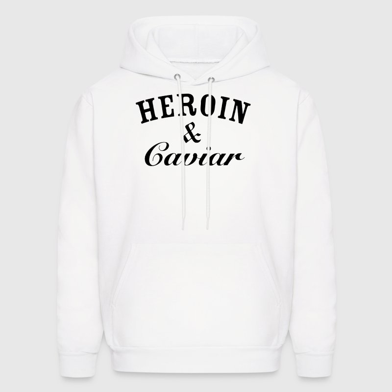 HEROIN and CAVIAR - Men's Hoodie