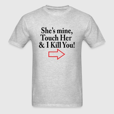 SHE'S MINE Sportswear - Men's T-Shirt