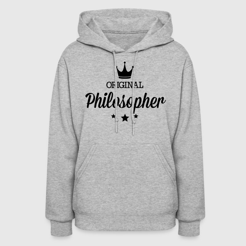 Original philosopher Hoodies - Women's Hoodie