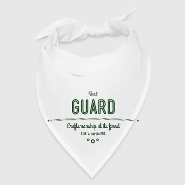 best guard - craftsmanship at its finest Accessories - Bandana