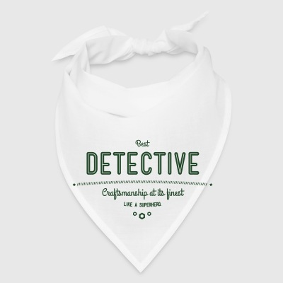 best detective - craftsmanship at its finest Phone & Tablet Cases - Bandana
