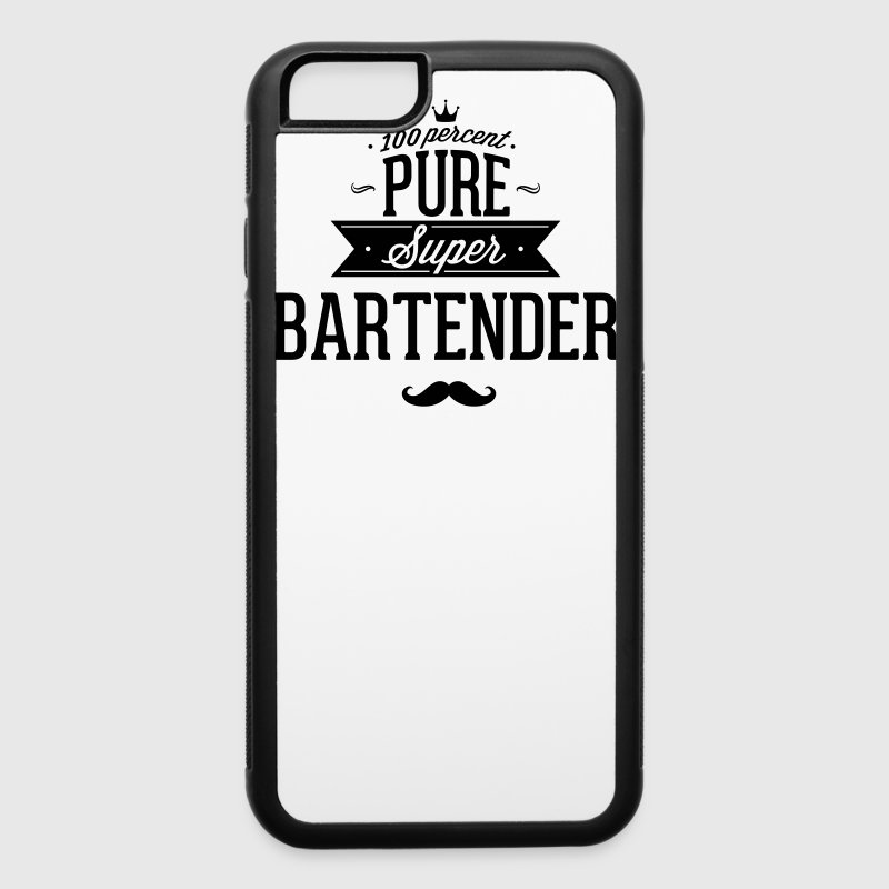 100 percent pure super bartender Phone & Tablet Cases - iPhone 6/6s Rubber Case