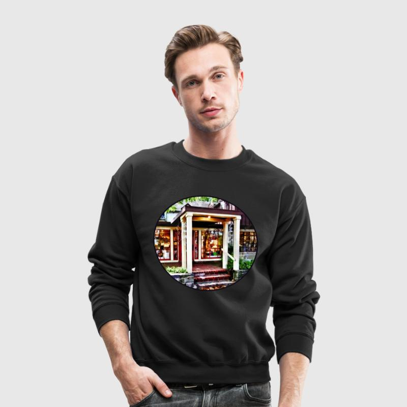 New Hope PA - Craft Shop Long Sleeve Shirts - Crewneck Sweatshirt