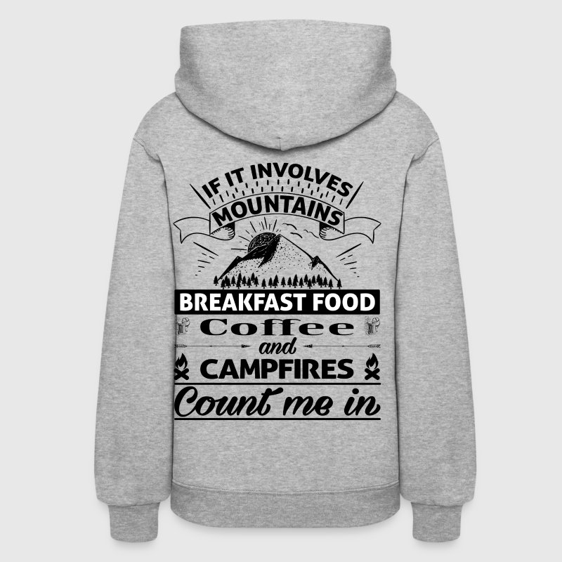 If it involves mountains... Hoodies - Women's Hoodie