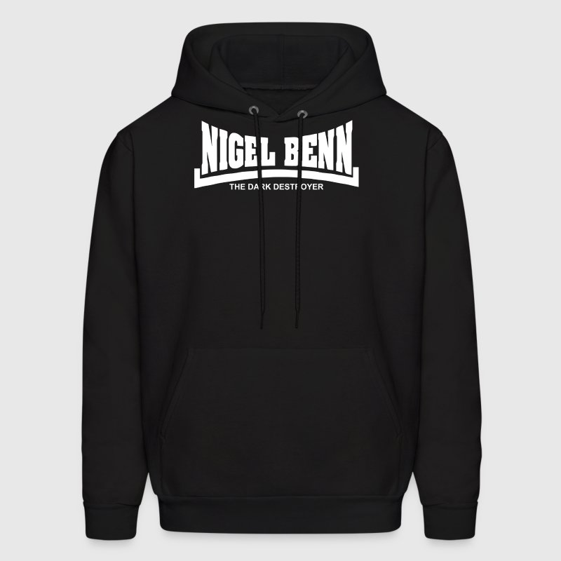Nigel Benn The Dark Destroyer - Men's Hoodie