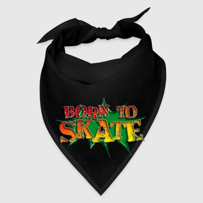 born_to_skate_082016_c Mugs & Drinkware - Bandana
