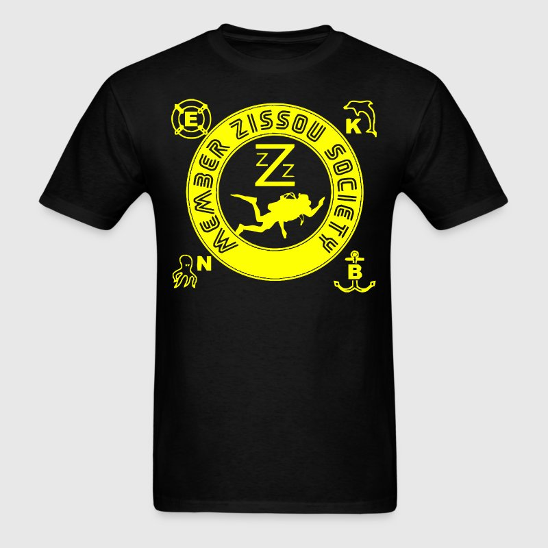 Member Zissou Society - Men's T-Shirt