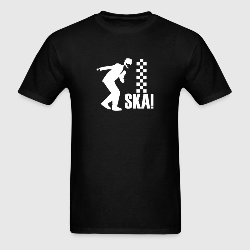 SKA Walt Jacobs - Men's T-Shirt