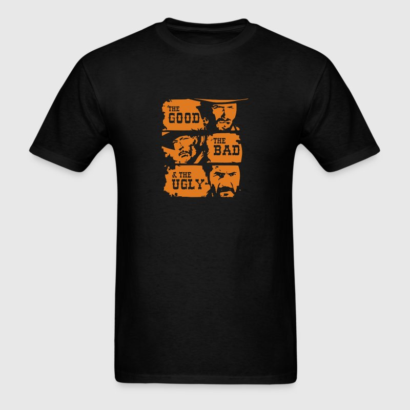The Good The Bad & The Ugly - Men's T-Shirt