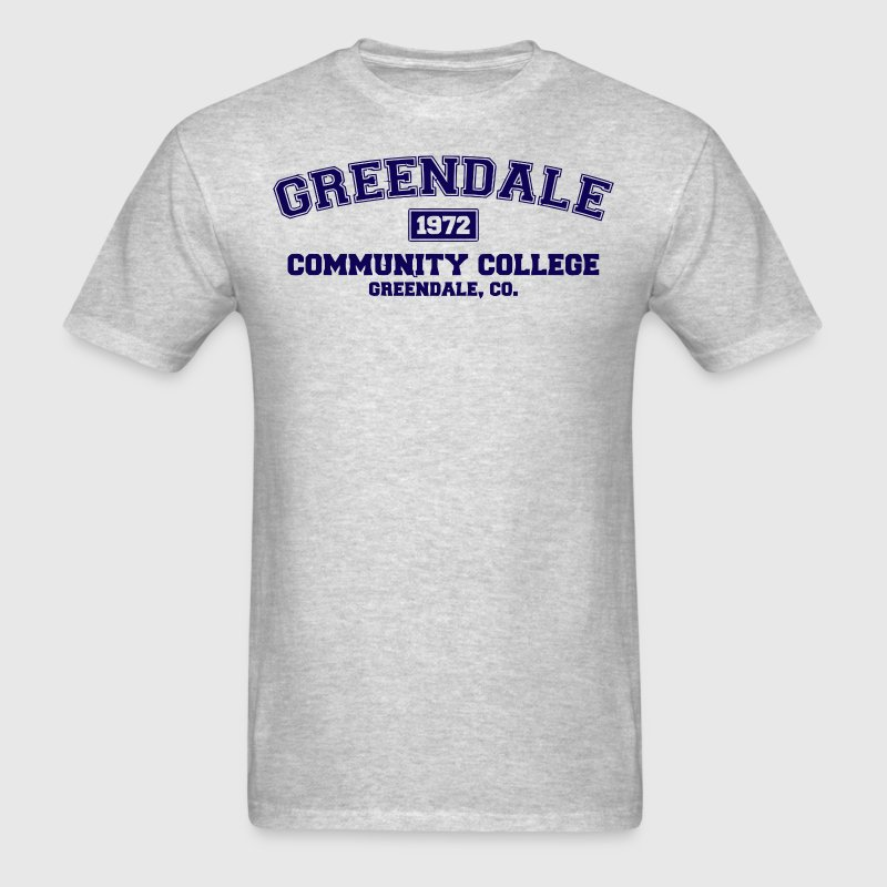 Greendale Community College - Men's T-Shirt