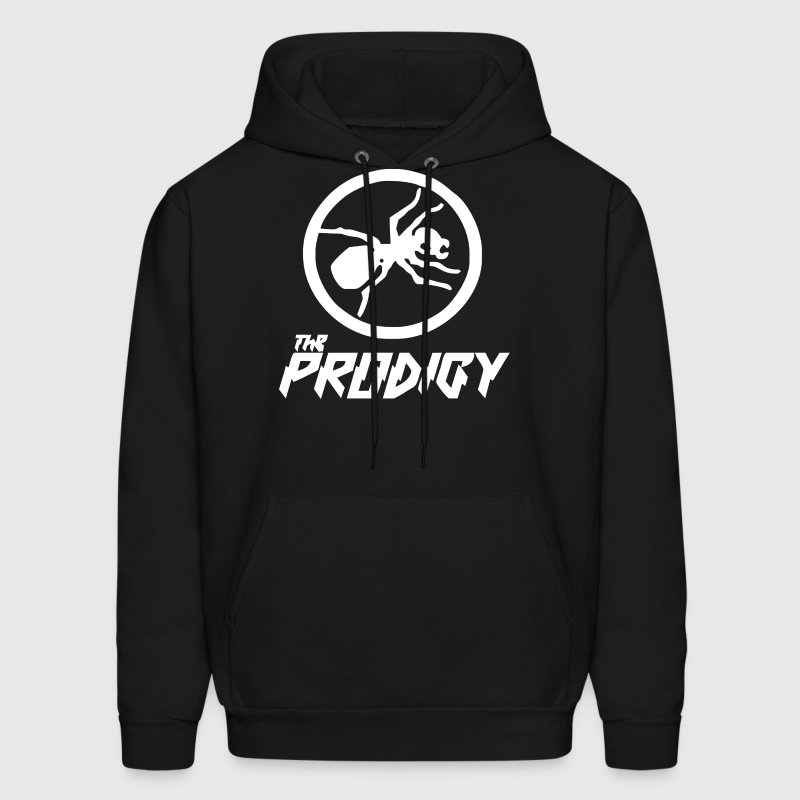The Prodigy Ant Logo - Men's Hoodie