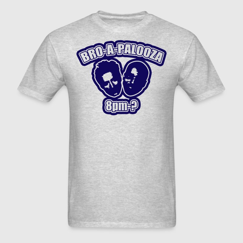 Bro-A-Palooza - Men's T-Shirt