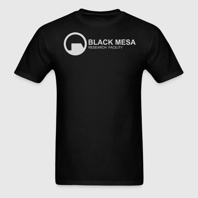Black Mesa Research Facility - Men's T-Shirt