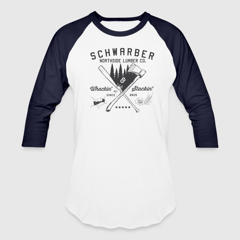 Schwarber Lumber Co - Baseball T-Shirt