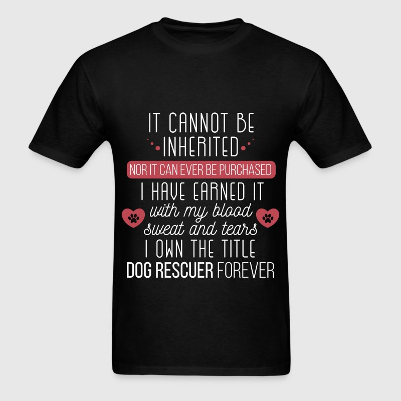 It cannot be inherited nor it can ever be purchase - Men's T-Shirt