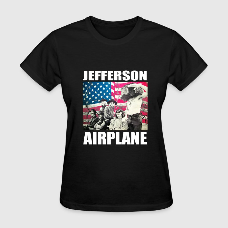 jefferson airplane - Women's T-Shirt