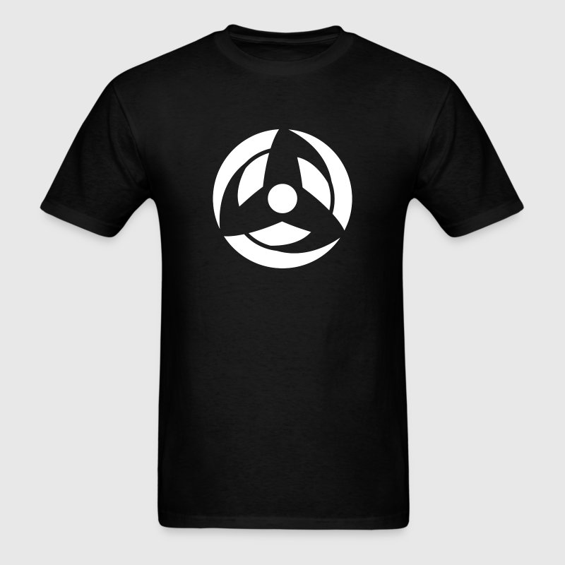 Kakashi Obito Mangekyou Sharingan - Men's T-Shirt