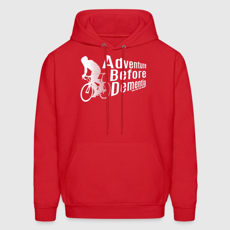 Adventure Before Dementia - Men's Hoodie
