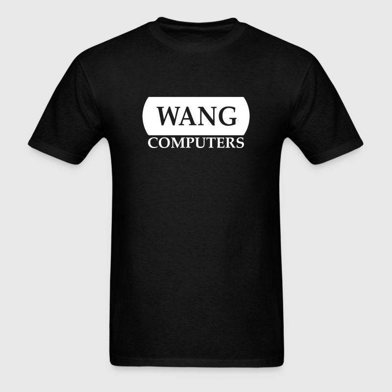 wang computers - Men's T-Shirt