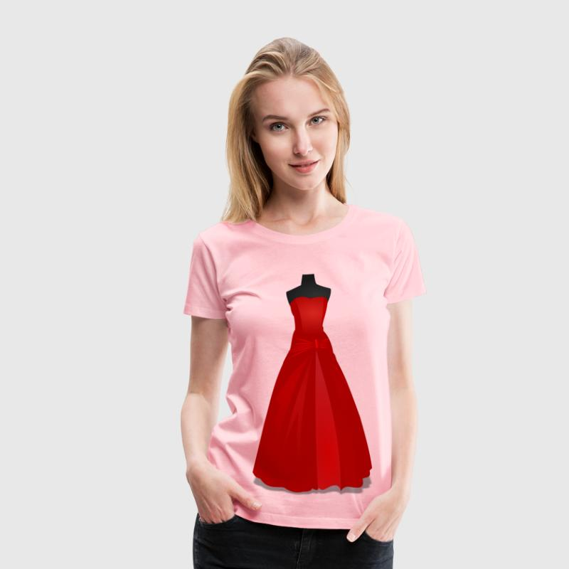 Gown - Women's Premium T-Shirt