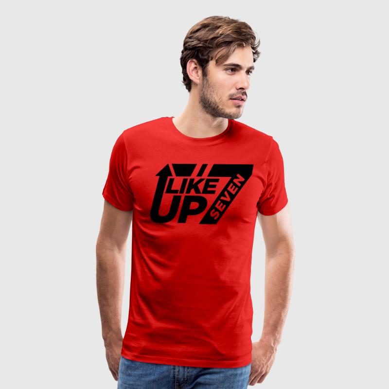 Up Like Seven (7) - Men's Premium T-Shirt