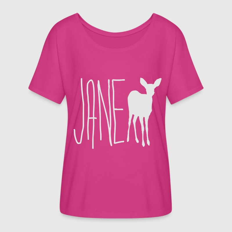 Jane Doe - Max (Life is Strange) Wht Ver. - Women's Flowy T-Shirt