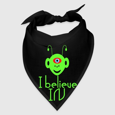 Funny alien monster Bags & backpacks - Bandana