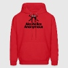 Alcoholics Anonymous Hoodies - Men's Hoodie