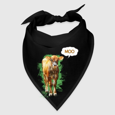 What the Cow Says - Bandana