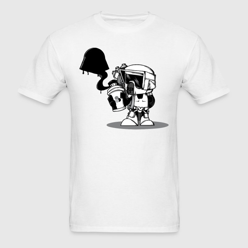 Graffiti Biker Scout - Men's T-Shirt