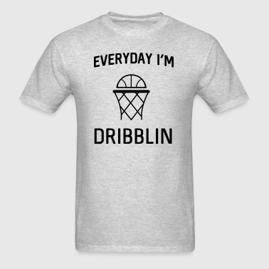 Everyday I'm dribblin Sportswear - Men's T-Shirt