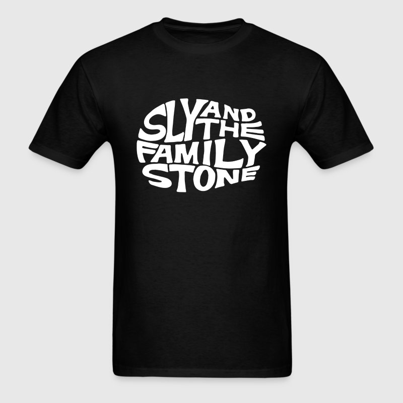 Sly And The Family Stone - Men's T-Shirt