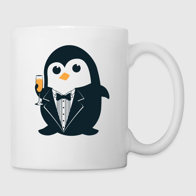 Penguin the Penguin Cute Tuxedo Penguin - Coffee/Tea Mug