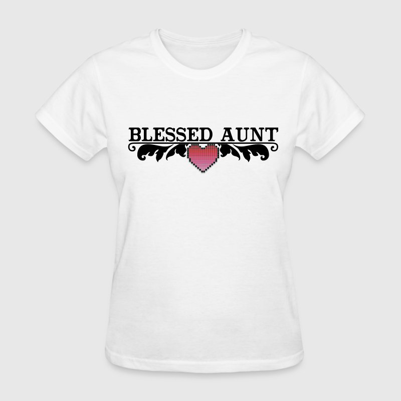 BLESSED AUNT T-Shirts - Women's T-Shirt