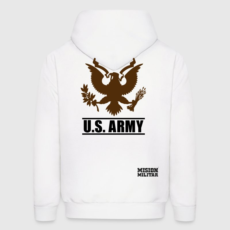 First Sergeant 1SG Rank, Mision Militar ™ Hoodies - Men's Hoodie