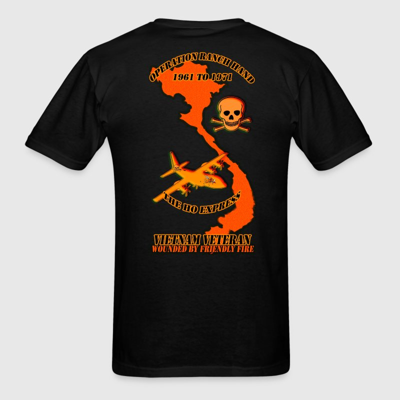 Agent Orange Vietnam - Men's T-Shirt