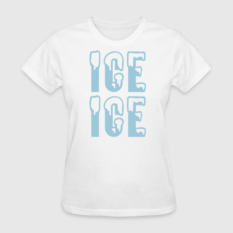 Ice Ice T-Shirts - Women's T-Shirt