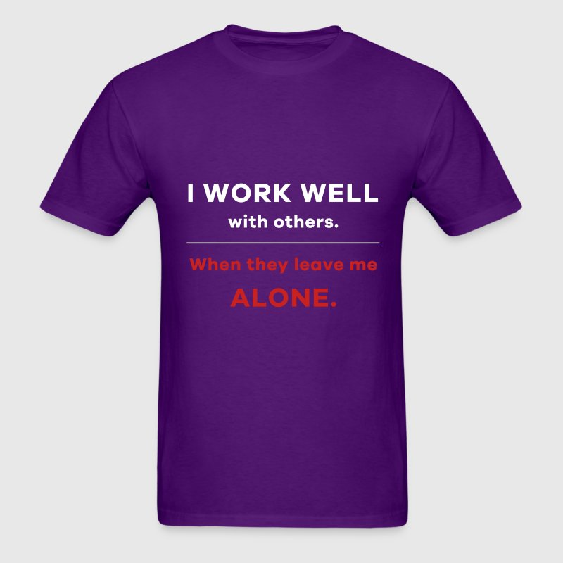 work well with others