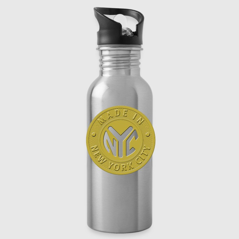 Made in NYC  Water Bottle - Water Bottle